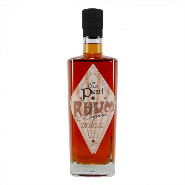 Hammerschmiede The Black Pearl - Rhum Liqueur