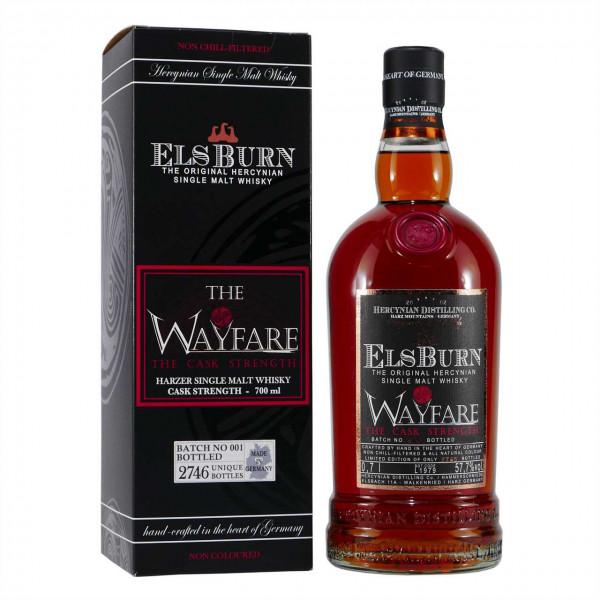 Elsburn - Wayfare -The Cask Strength Whisky