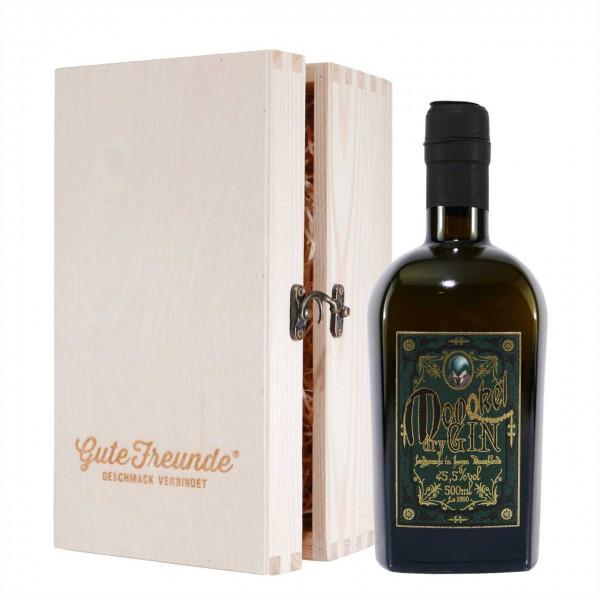 Hammerschmiede Monokel Dry Gin mit HK
